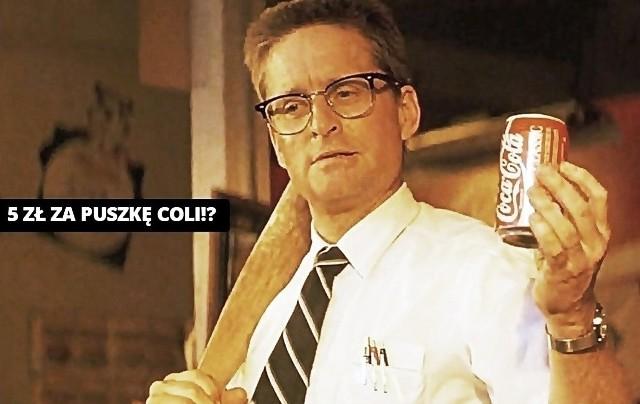 Podatek cukrowy oznacza wzrost cen coli i nie tylko. Co na to internauci? Zobacz memy na kolejnych slajdach galerii