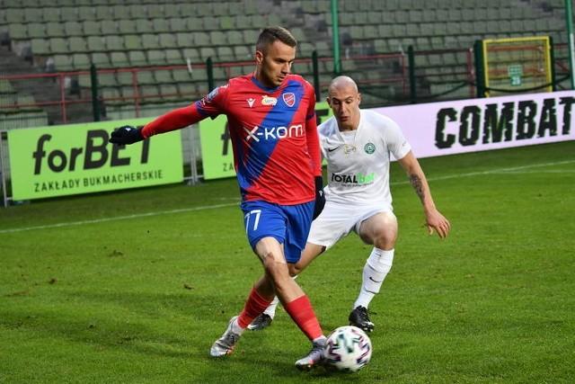 W pierwszym meczu w Bełchatowie Raków wygrał z Wartą 1:0. Jak będzie dziś w rewanżu?
