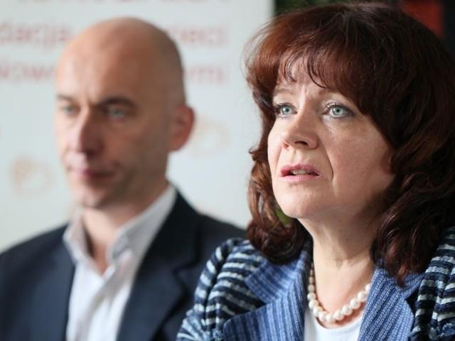 Tadeusz Arłukowicz i Barbara Kudrycka to faworyci Czytelników