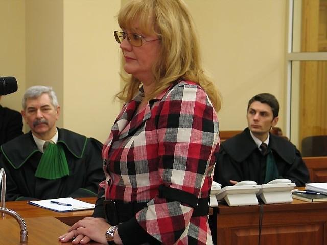 Małgorzata Zienkiewicz zeznawała przed sądem m.in. o poręczeniu przez miasto kredytu PBI