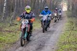 A w bydgoskich lasach - pełna rura! Policja zapowiada akcje wobec motocrossowców