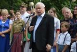Prawo i Sprawiedliwość zakończy kampanię wyborczą w Stalowej Woli z prezesem Jarosławem Kaczyńskim