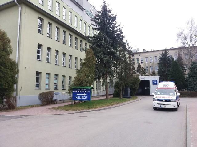 Szpital powiatowy w Myślenicach