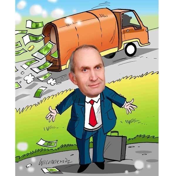 Stanisław Bajda: - Dłużników nie jest wcale tak dużo...
