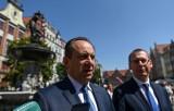 Nominacje w Ministerstwie Rozwoju i Technologii. Grzegorz Piechowiak i Andrzej Gut-Mostowy pozostają w rządzie