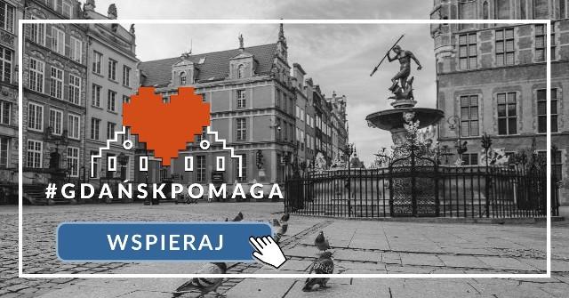 Każdy może dołączyć do akcji #GdanskPomaga