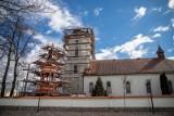 Remont kościoła św. Trójcy w Supraślu. Kończy się I etap rewitalizacji. Świątynia powraca do pierwotnego projektu [ZDJĘCIA]
