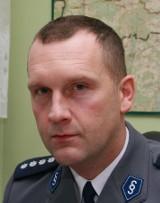 Radosław Mazur kieruje od dziś komendą policji w Międzyrzeczu
