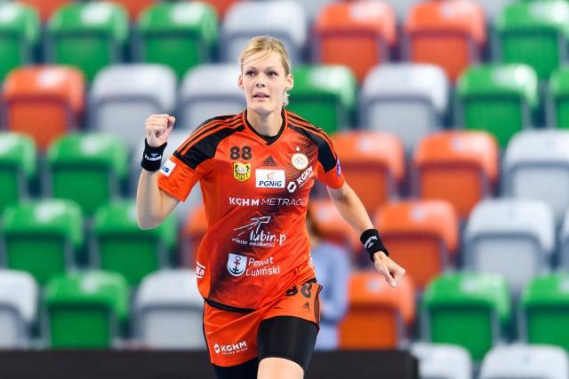 Rozgrywająca Klaudia Pielesz w pierwszym meczu drugiej rundy Pucharu EHF z węgierskim Debreczynem rzuciła sześć bramek.