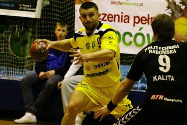 Daniel Skowroński w dwóch poprzednich sezonach w barwach ASPR zdobył w 44 meczach 202 bramki.
