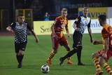 Bytovii dopisało szczęście w meczu z Chrobrym w Głogowie. W końcówce poprzeczka uratowała gości przed utratą gola