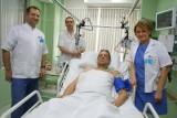 Powikłania po grypie. Lekarze z opolskiego WCM uratowali pacjenta