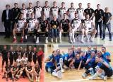Siatkówka. Te drużyny z Małopolski w sezonie 2020-2021 zagrają na szczeblu centralnym, w I i II lidze kobiet i mężczyzn [ZDJĘCIA]