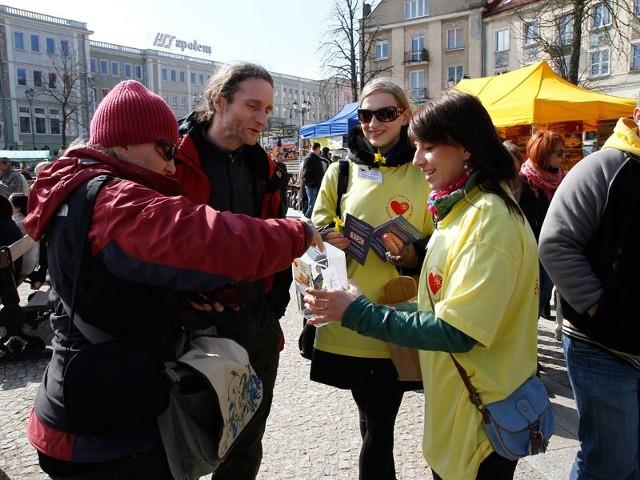 W niedzielę na ulicach miasta udało się zebrać do puszek prawie 20 tys. zł