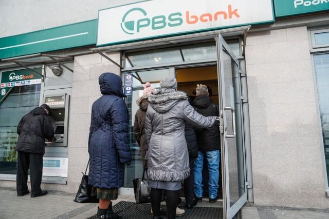 Pieniądze z banku PBS udało się odzyskać klientom indywidualnym. A co z instytucjami, samorządami?