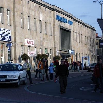 Dyrekcja PKP uważa stan estetyczny budynku dworca za dobry.