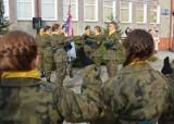 W Stalowej Woli przysięgali przy pomniku