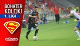 1 liga. Piotr Ćwielong – bohater 6. kolejki Nice 1. Ligi GOL24 [WYWIAD]