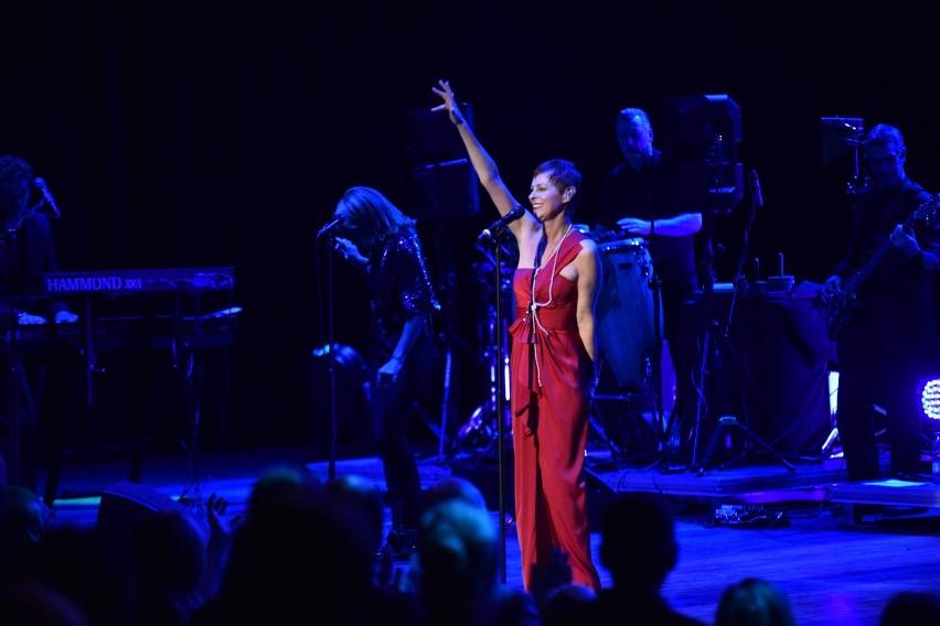 Lisa Stansfield dała oszałamiający koncert w sali CKK...