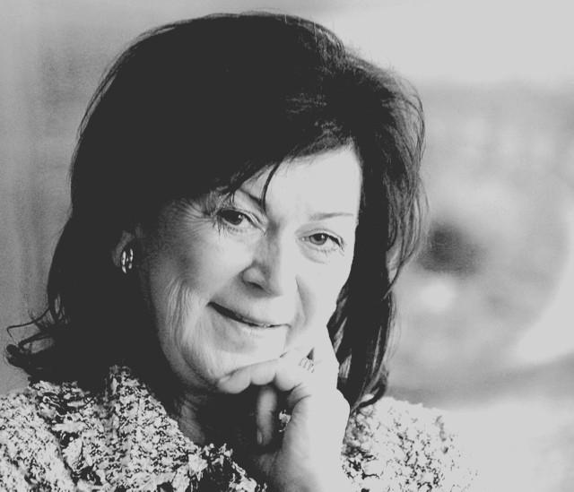 Nie żyje prof. Ariadna Gierek-Łapińska