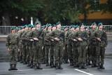 Przysięga wojskowa medyków w Akademii Wojsk Lądowych we Wrocławiu [ZDJĘCIA]