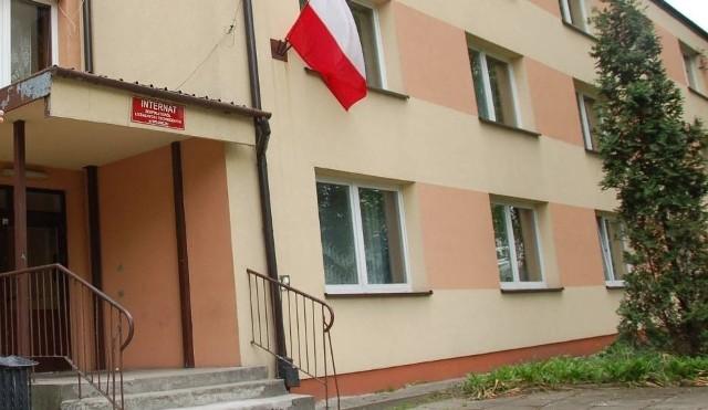 Punkt zbiorowej kwarantanny w internacie w Wojniczu został zamknięty. Po wakacjach wrócą do niego uczniowie
