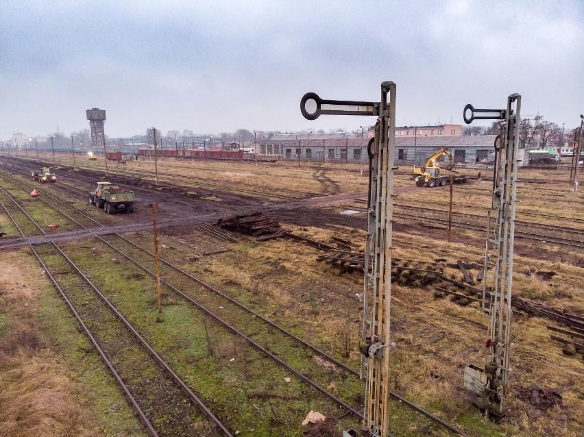 Modernizacja stacji kolejowej Białystok