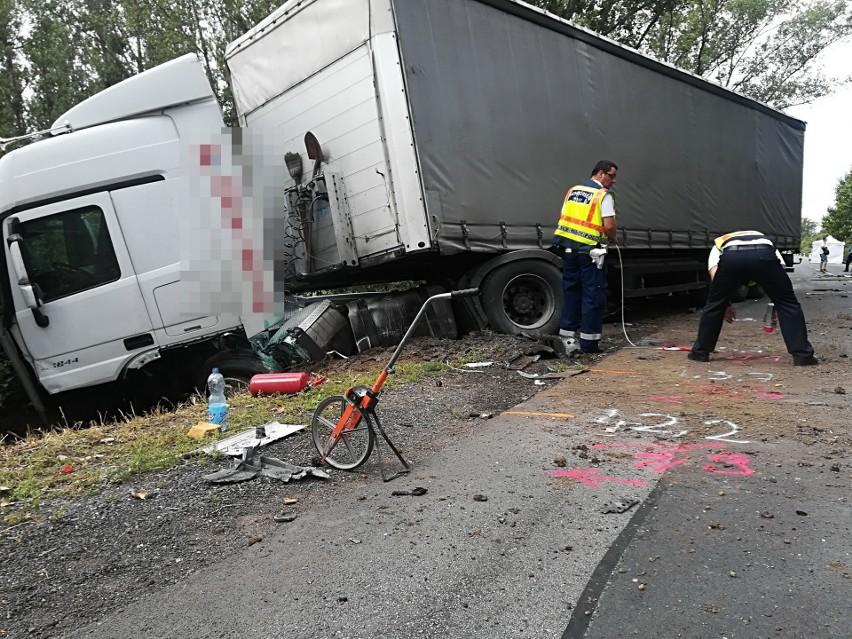 W wypadku na Węgrzech zginął ojciec i 2-miesięczne dziecko