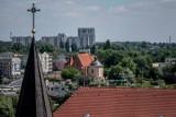 Poznań z drona. Zobacz znane budynki z nieznanej perspektywy!