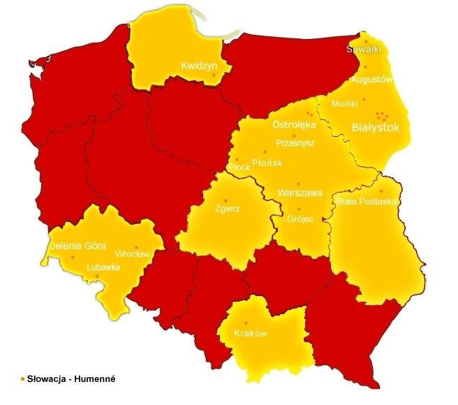 Lody Bonano są dostępne już w 7 województwach i na Słowacji