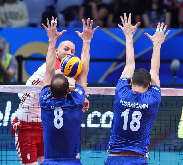 Reprezentacja Polski drugi raz w trakcie mistrzostw świata pokonała Serbię.