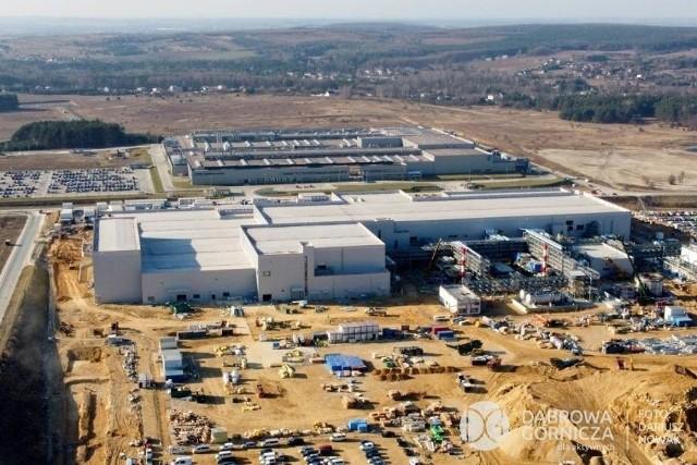 Koreańczycy kupili kolejne 30 hektarów w KSSE w Tucznawie. Wybudują tu swój największy zakład na świecie Zobacz kolejne zdjęcia/plansze. Przesuwaj zdjęcia w prawo - naciśnij strzałkę lub przycisk NASTĘPNE