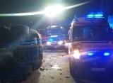 Śmiertelny wypadek koło Gryfowa Śląskiego. Nie żyje jedna osoba [ZDJĘCIA]