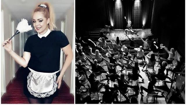 Joanna Fiedorowicz zaprasza do zielonogórskiego Kawonu na drugie taneczne warsztaty charytatywne na rzecz Julii Owcarz
