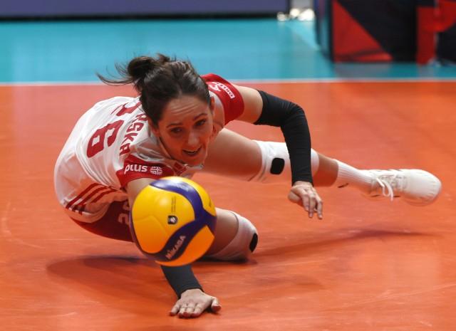 Polskie siatkarki nie sprostały faworyzowanym Turczynkom w ćwierćfinale mistrzostw Europy
