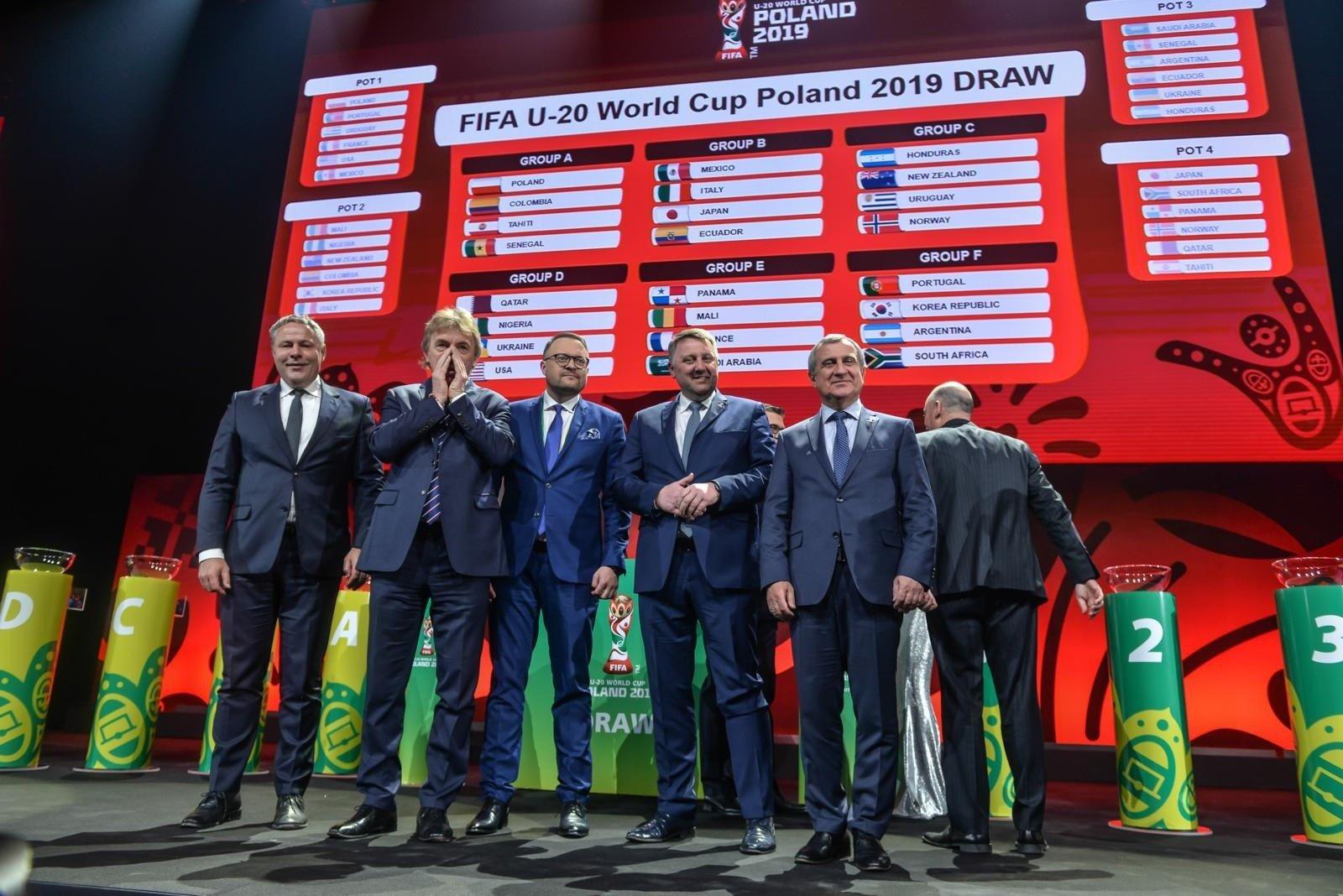 07fd16b86 Piłka nożna. Mistrzostwa świata U-20. 23.05-15.06.2019. Ukraina została  mistrzem świata. Program mundialu [terminarz, program, wyniki]