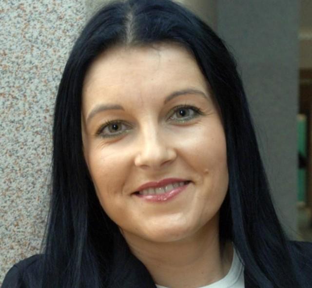 Agnieszka Granatowska, rzecznik ZUS.