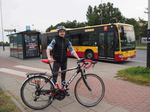 LDZ Zmotoryzowani Łodzianie. Wyścig samochodu, roweru i autobusu MPK