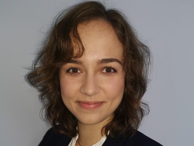 Anna Urbanek, autorka nominowanej pracy
