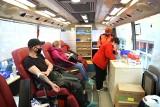 Kolejna edycja akcji Moto Krew w Żarach za nami. Pomimo pandemii krew oddało wielu chętnych