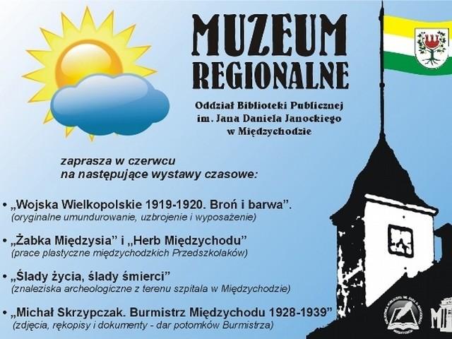 W czerwcu w muzeum w Międzychodzie odbędą się wernisaże aż czterech różnych wystaw.
