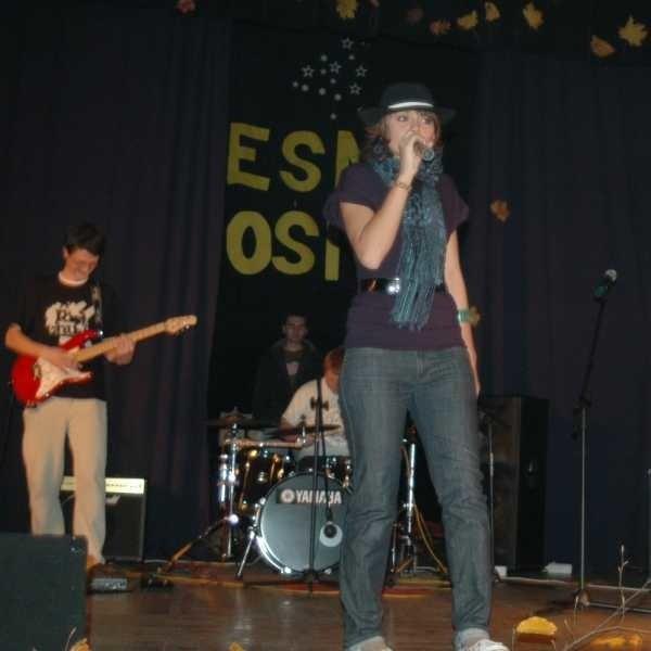 Long Silent z Olesno gra muzykę funky.