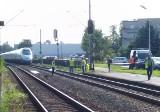 Wypadek na kolei w Katowicach Piotrowicach: Pociąg pendolino przejechał 26-letnią kobietę. Ogromne opóźnienia pociągów na trasach do Katowic