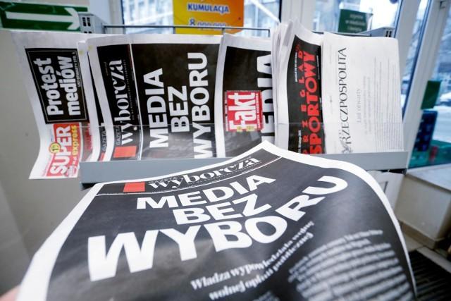 Polska ponownie spada w rankingu wolności prasy. Reporterzy bez Branic: Repolonizacja oznacza cenzurowanie