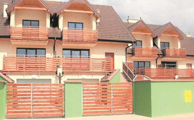 Spółdzielnie sprawdziły się w budowie różnych obiektów mieszkalnych, także domów jednorodzinnych