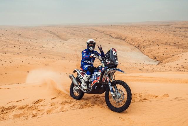 Kolejny Polak miał wypadek na Rajdzie Dakar. Musiał się wycofać!