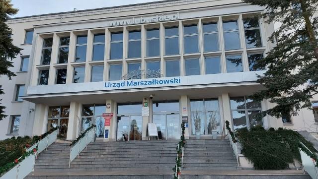 Urząd marszałkowski - budynek przy ul. Podgórnej w Zielonej Górze.