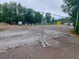 Jastrzębie-Zdrój. Park Zdrojowy się zmienia. Ruszyła budowa placu reprezentacyjnego. Stanie się wizytówką miasta?