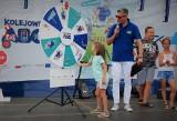 Piknik rodzinny w Mielnie. Mnóstwo zabawy i lekcja bezpieczeństwa w ramach Kampanii Kolejowe ABC [ZDJĘCIA]