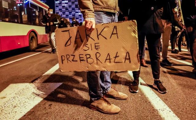 Hasła strajków kobiet
